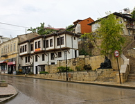 The streets of Balchik