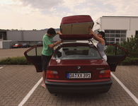 Installing the trunk who survived and was returned like a boss