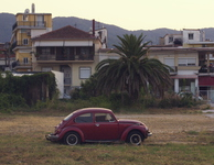 abandoned vehicles, thassos