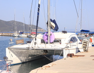 "Sailing Catamaran ""EOS"""